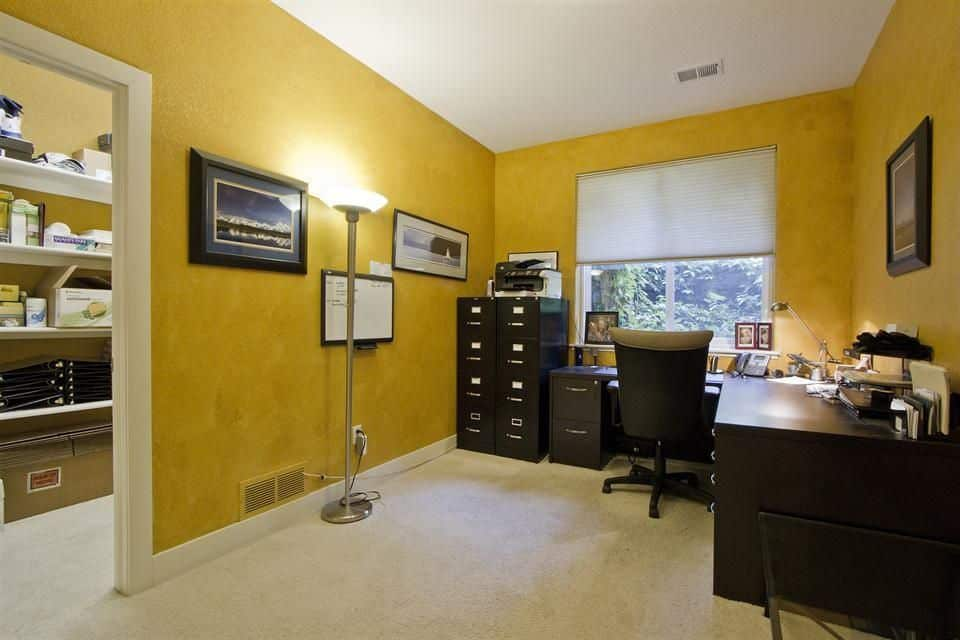 Yellow Home Offices ~ Best Of Home Design Ideas