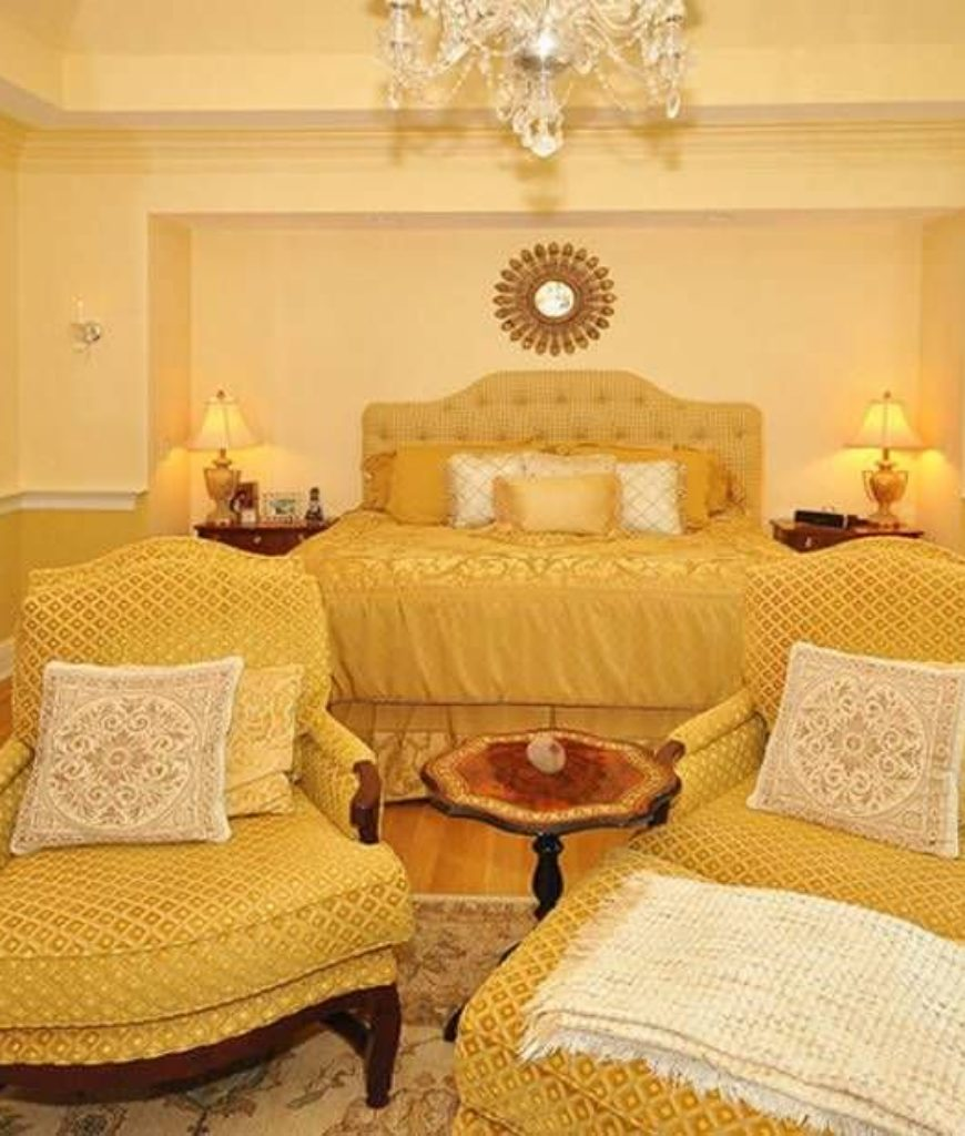 20 Yellow Master Bedroom Ideas for 2019