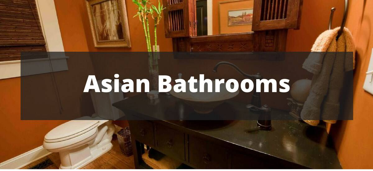 60 Asian Bathroom Ideas For 2019