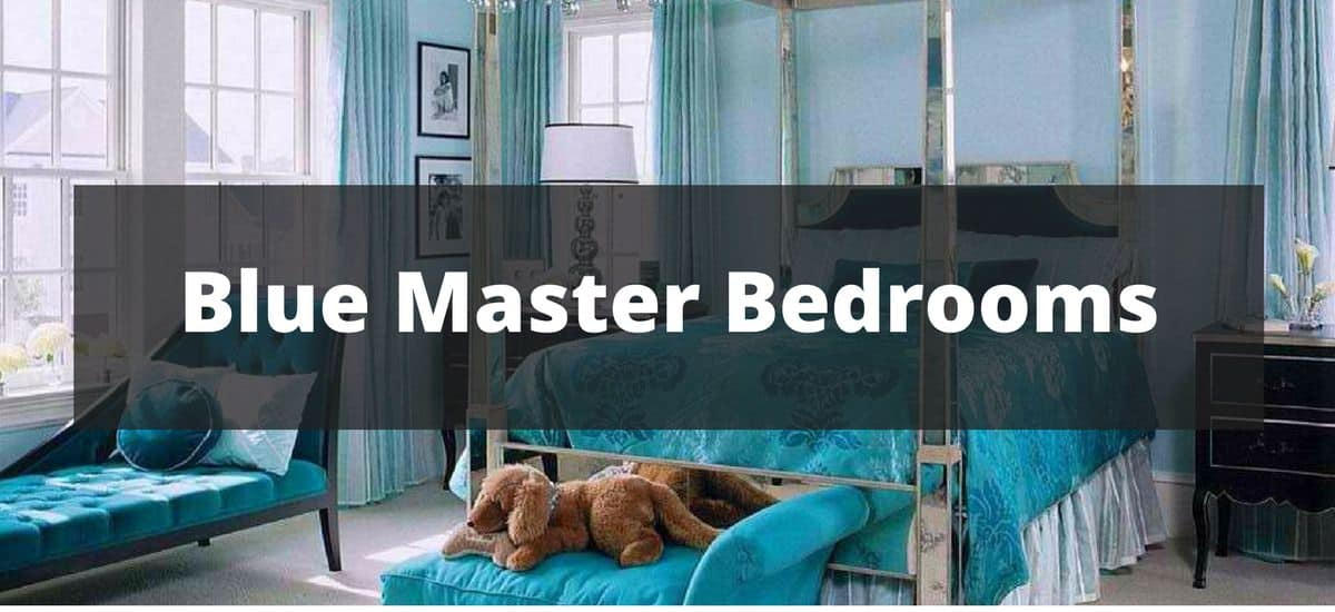 20 Blue Master Bedroom Ideas for 2018