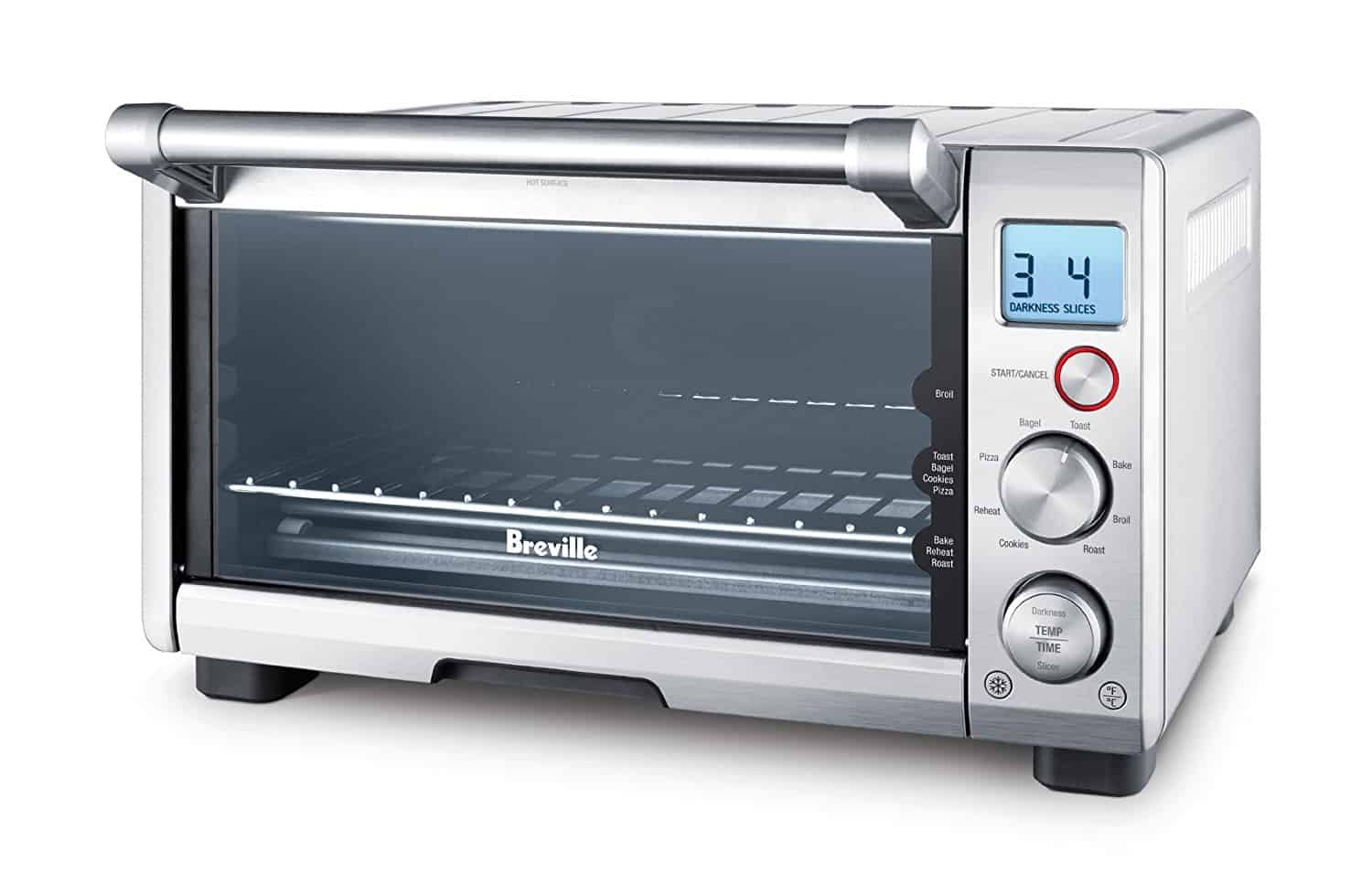 Compact Breville Toaster Oven