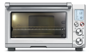 Narrow toaster oven by Breville
