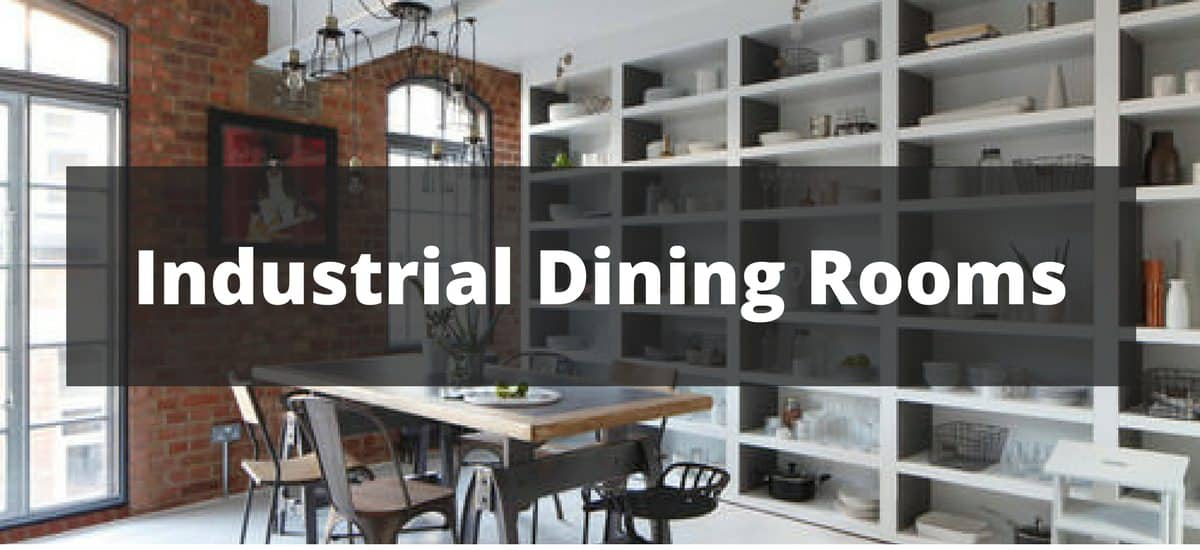 Industrial Dining Room Ideas Part - 28: Home Stratosphere