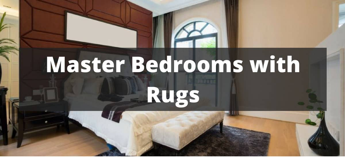180 Master Bedrooms With Rugs For 2019