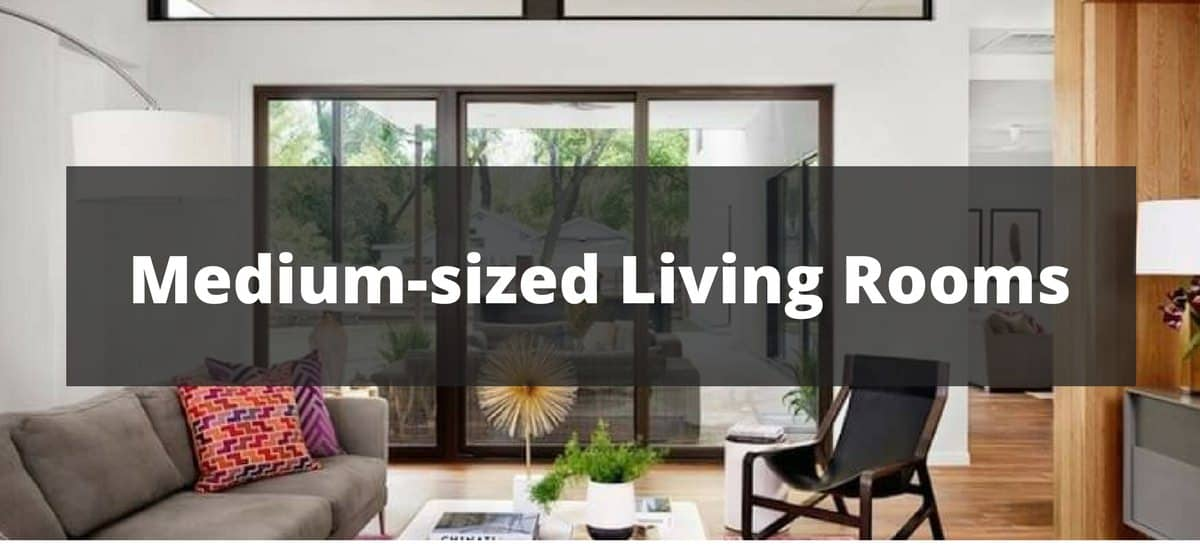 1,335 Medium-Sized Living Room Ideas for 2018