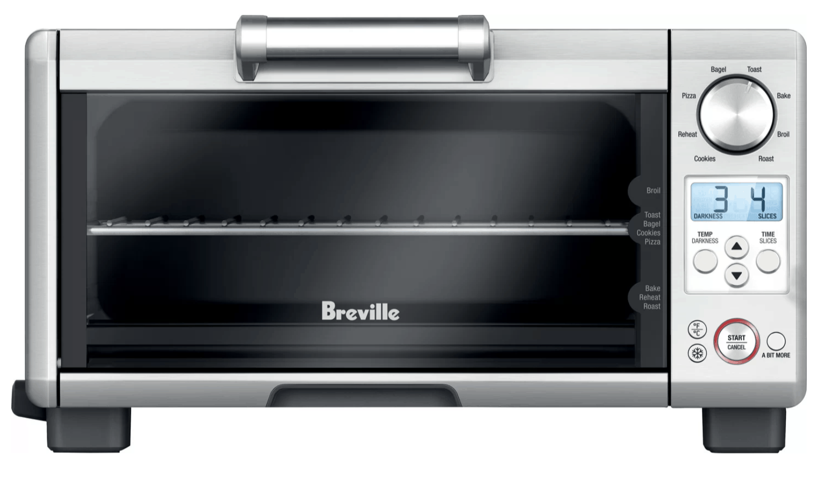 Mini smart toaster oven by Breville