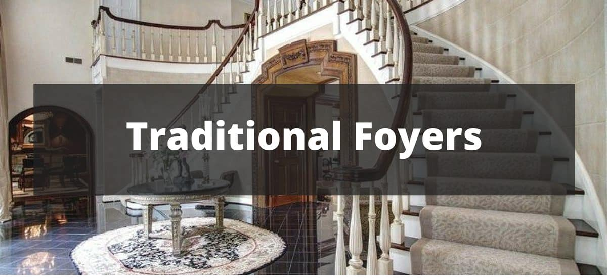 150 traditional foyer ideas for 2018