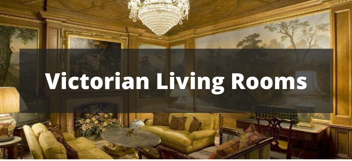 & 40 Victorian Living Room Ideas for 2018