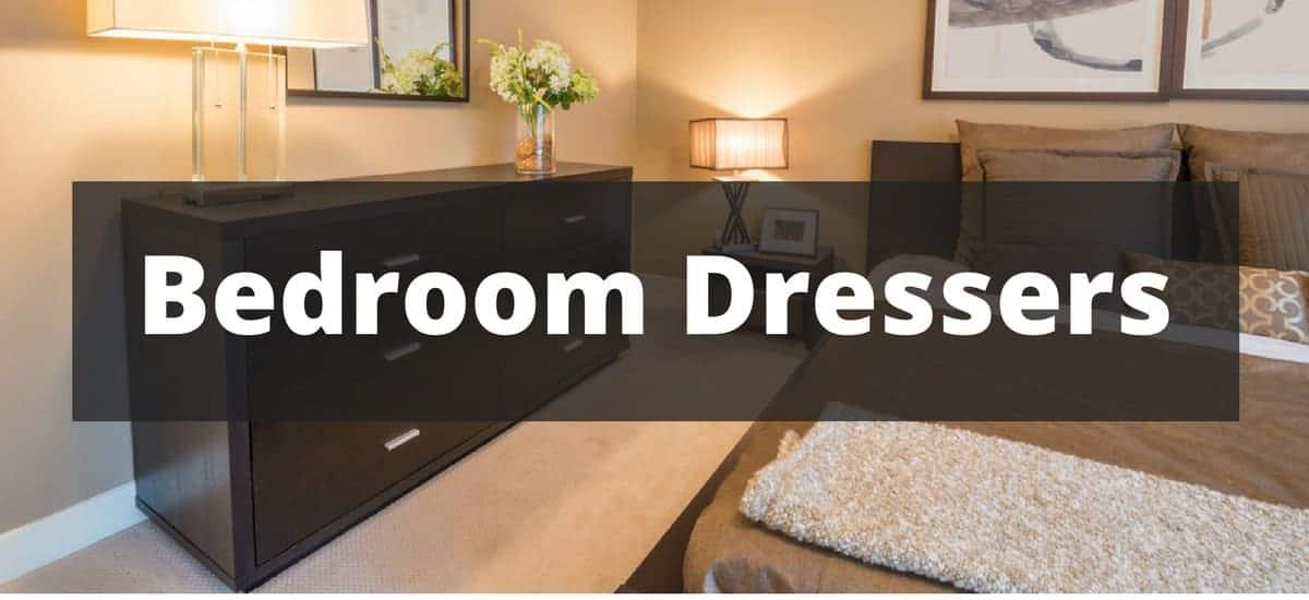Bedroom dressers