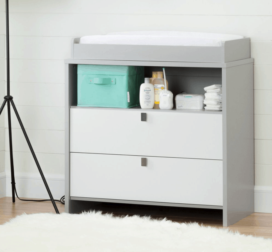 Changing Table Dresser Combo Under 200