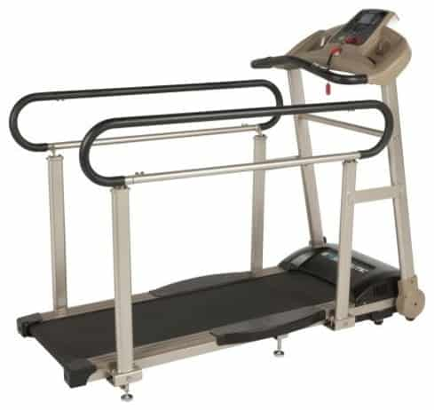 Exerpeutic TF2000 Recovery Fitness Treadmill