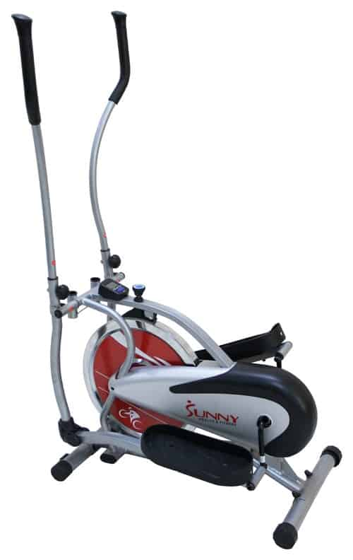 Sunny Flywheel Elliptical Trainer