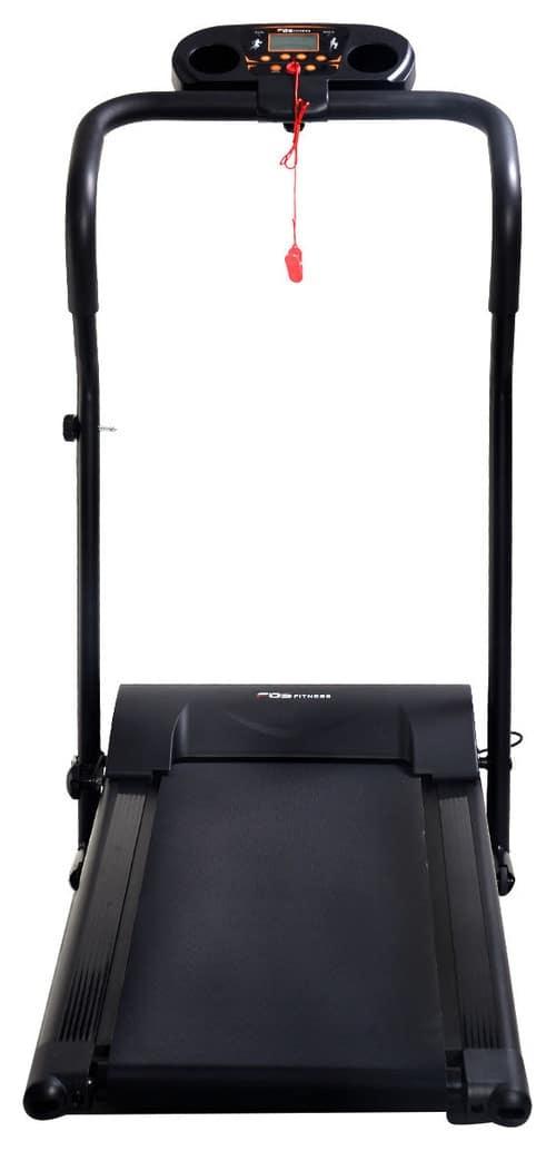 800W Folding Electric Portable Treadmill