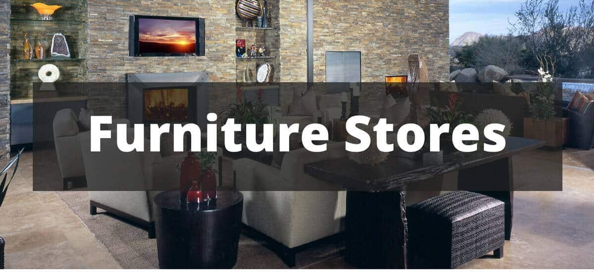 Online furniture stores