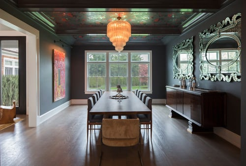 35 Transitional Dining Room Ideas for 2018