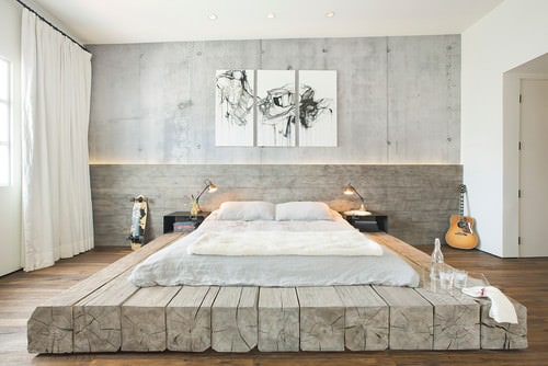 20 Industrial Master Bedroom Ideas for 2018