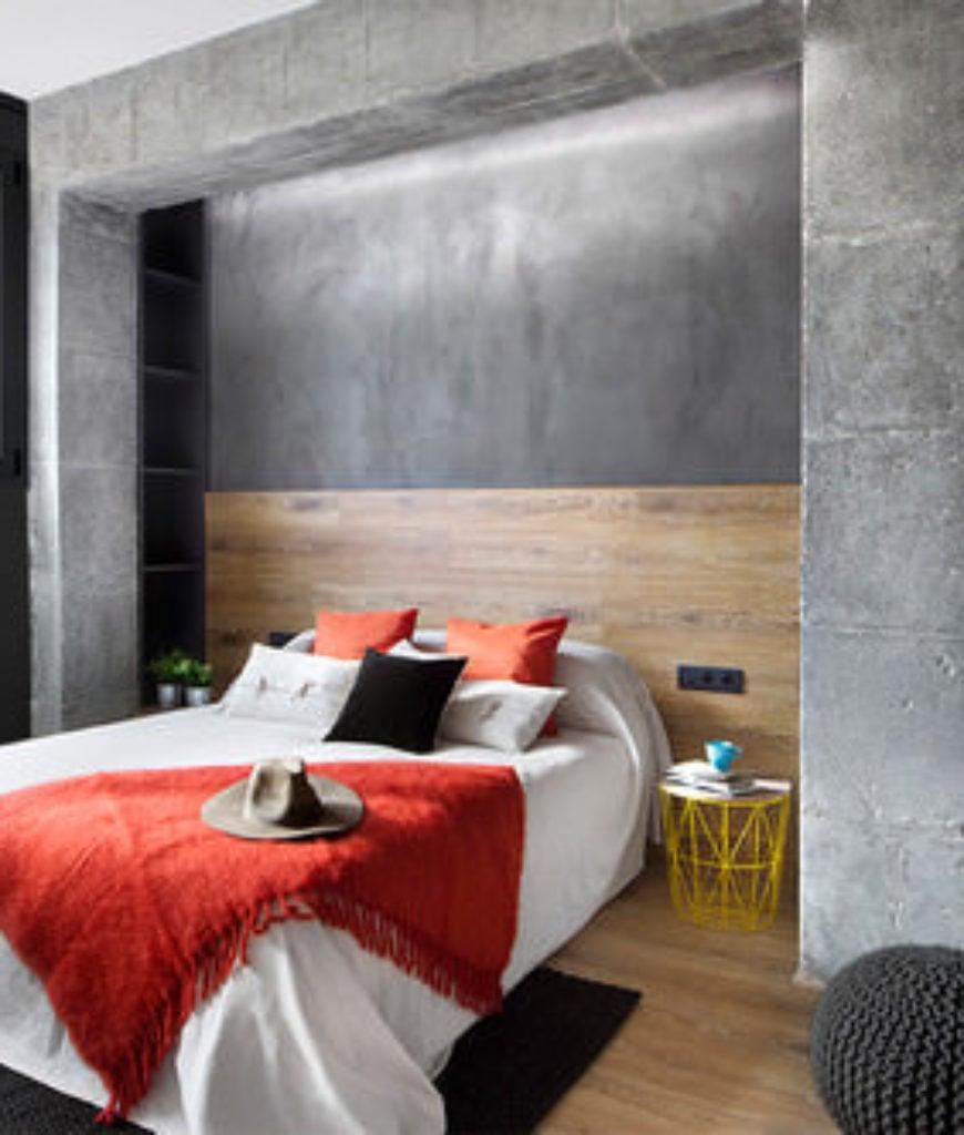 20 Industrial Master Bedroom Ideas for 2019
