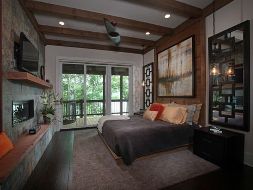 30 Rustic Style Bedroom Ideas For 2019