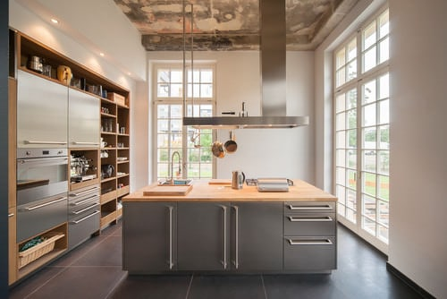 undefined - Industrial Kitchen