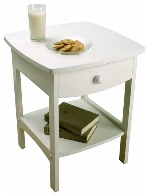 Nightstand Table: 9 Excellent Small Bedside Table Options For 2020