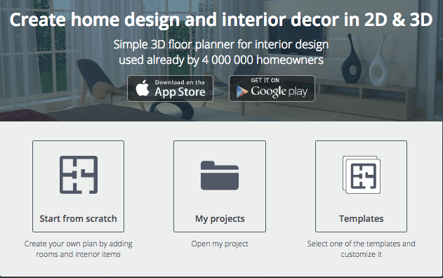 Screenshot Of Free 3D Interior And Home Design Software