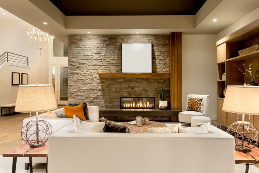 500 beautiful living rooms with fireplaces of all types for 17 x 12 living room