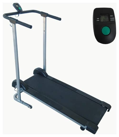 Sunny Health and Fitness Manual Walking Treadmill - SF-T1407M