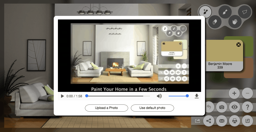 Free paint visualizer software