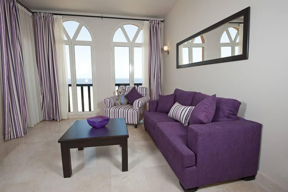 35 Purple Living Room Ideas Photos, Purple Living Room Furniture