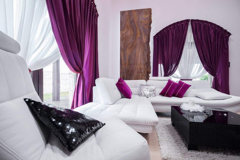 35 Purple Living Room Ideas Photos Home Stratosphere