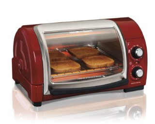 Easy Reach Toaster Oven by Hamilton Beach