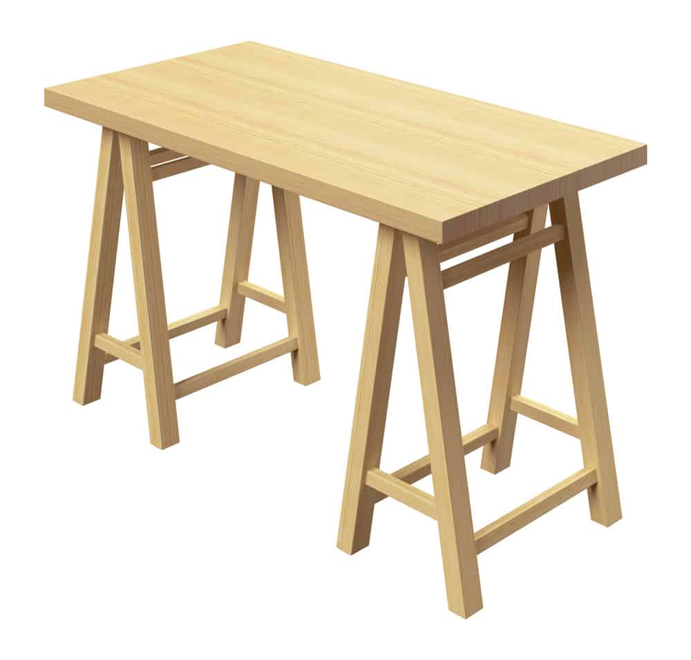 Sawhorse Dining Table Image collections Dining Table Ideas : sawhorse table base from sorahana.info size 1000 x 955 jpeg 126kB