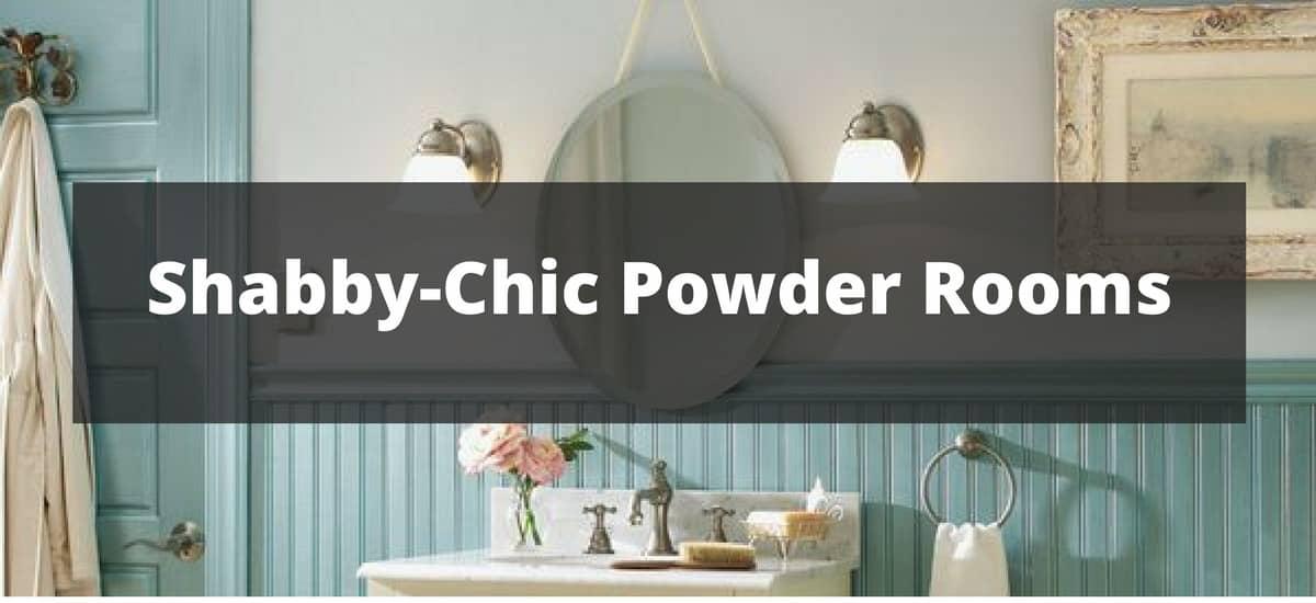 20 shabby chic powder room ideas for 2018 shabby chic powder room sign Victorian Powder Room Sign