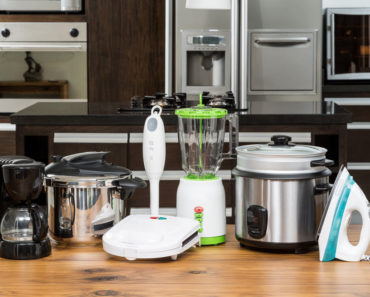 Small and compact appliances