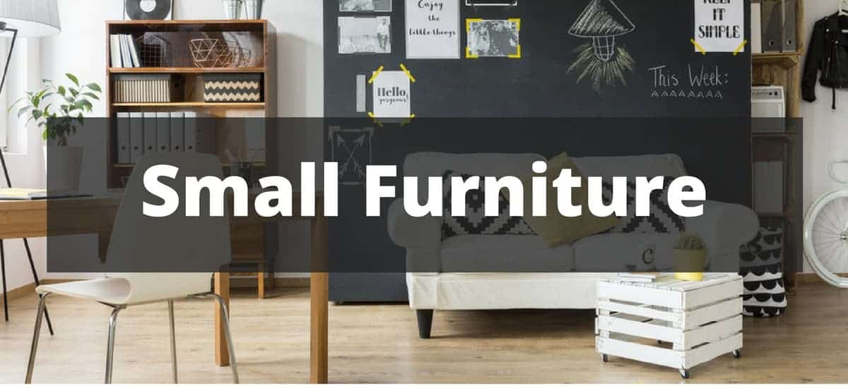 Small Furniture Options