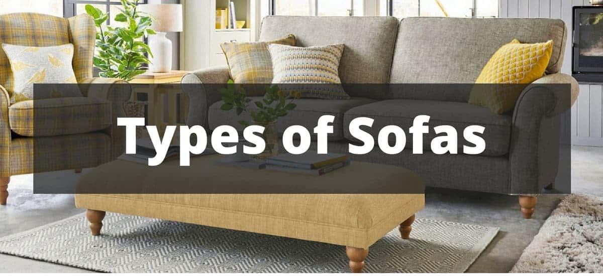 Sofa types