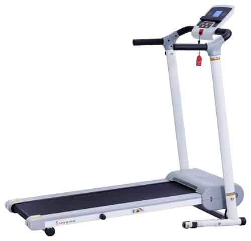 Sunny Easy Assembly Motorized Treadmill