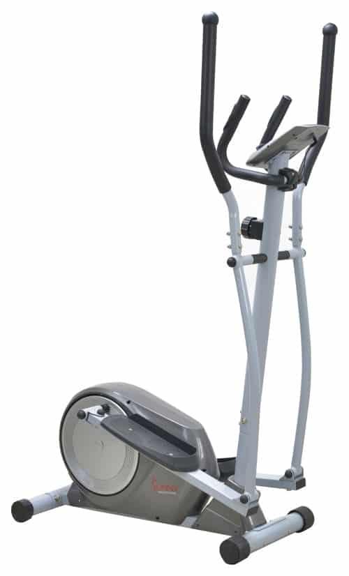 Sunny Health and Fitness Magnetic Elliptical Bike, 24.6