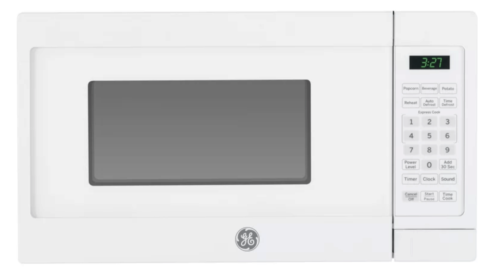 Under Cabinet Mounted Or Countertop Microwave By Ge