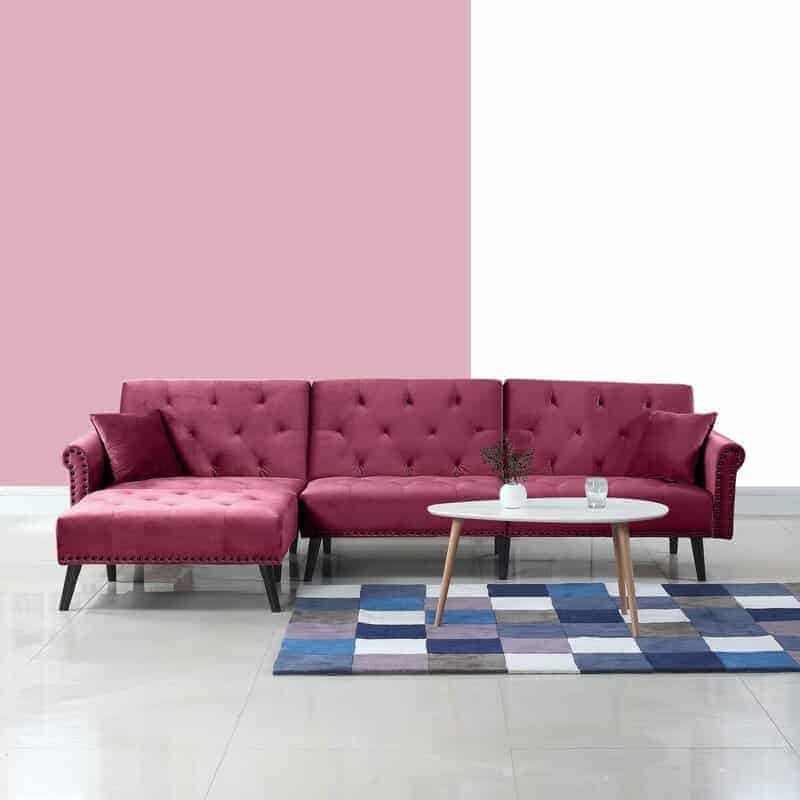 The Salcombe Left-Hand Facing Sectional from Wayfair.