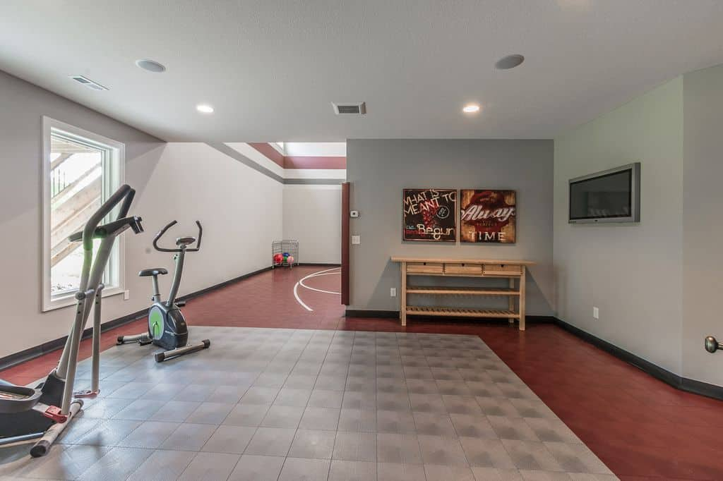 undefined undefined inside outside home gym - In Home Gym Designs