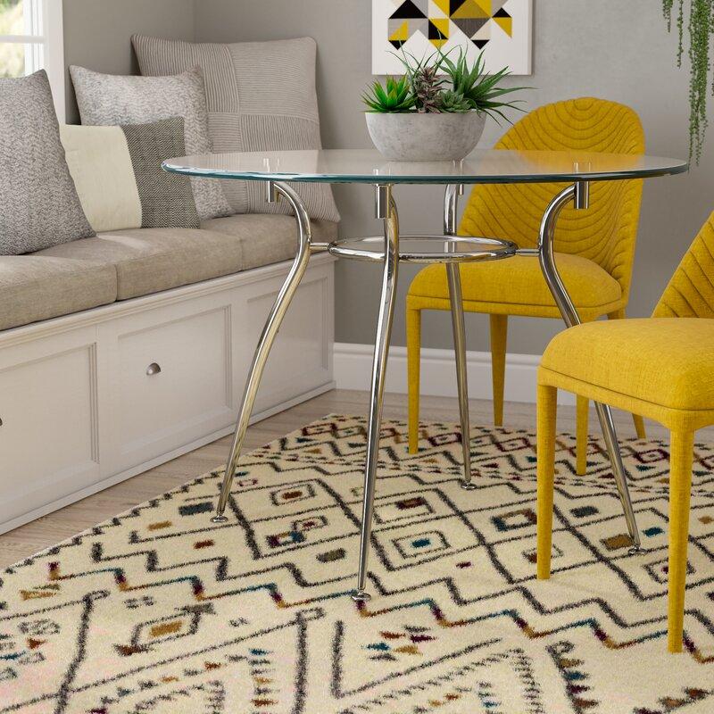 Ebern Designs Pavon Mabel Dining Table