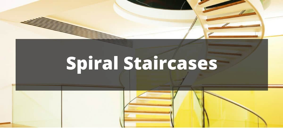 25 Spiral Staircase Ideas For 2019
