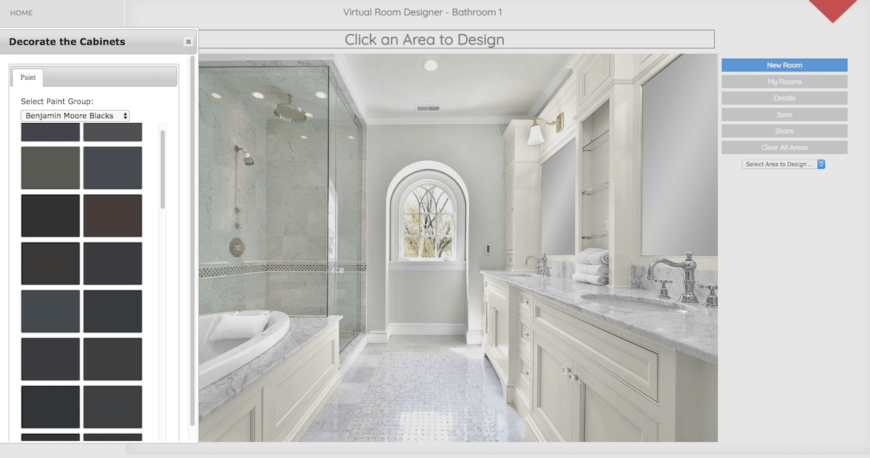 21 Bathroom Design Tool Options (Free & Paid)