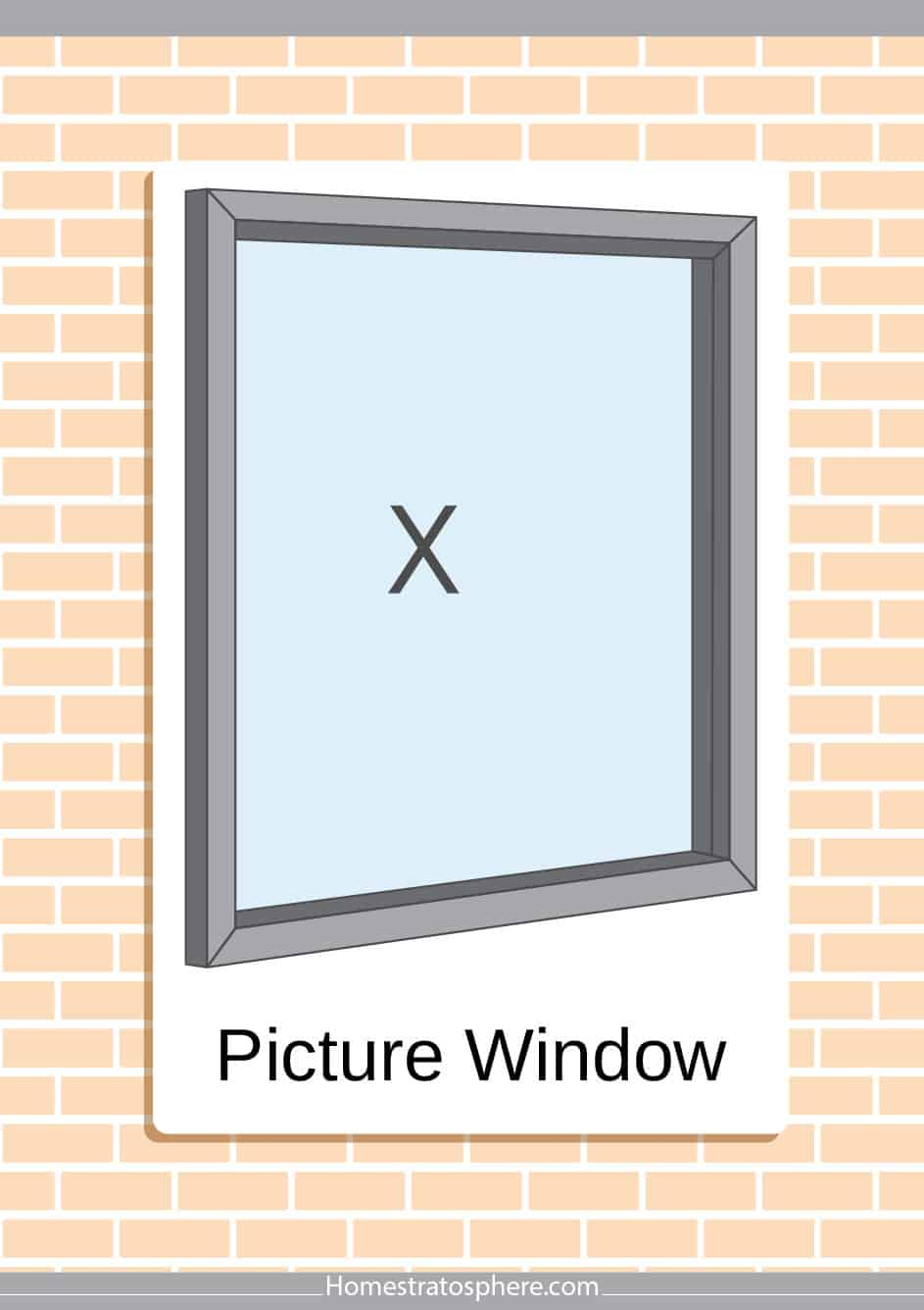 Picture window style