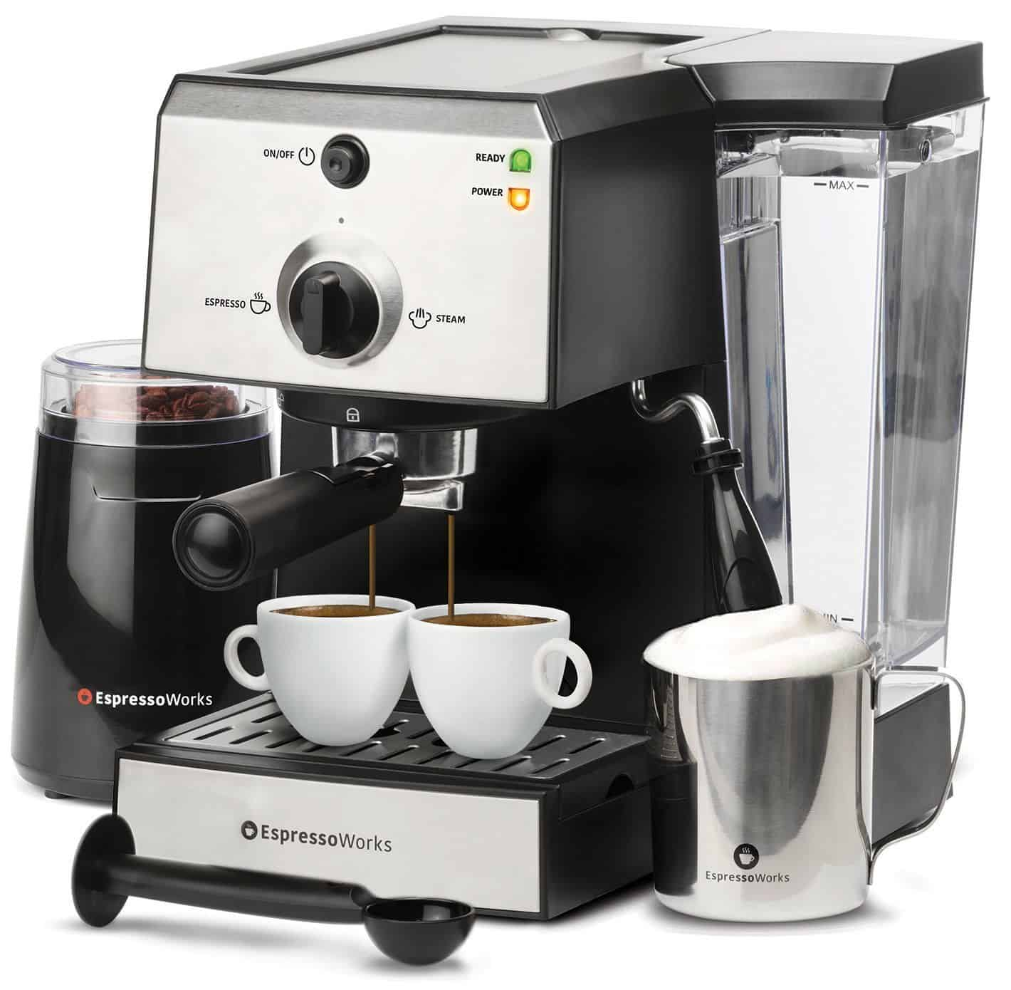 Top 15 Best Small Espresso Machine Options For 2019