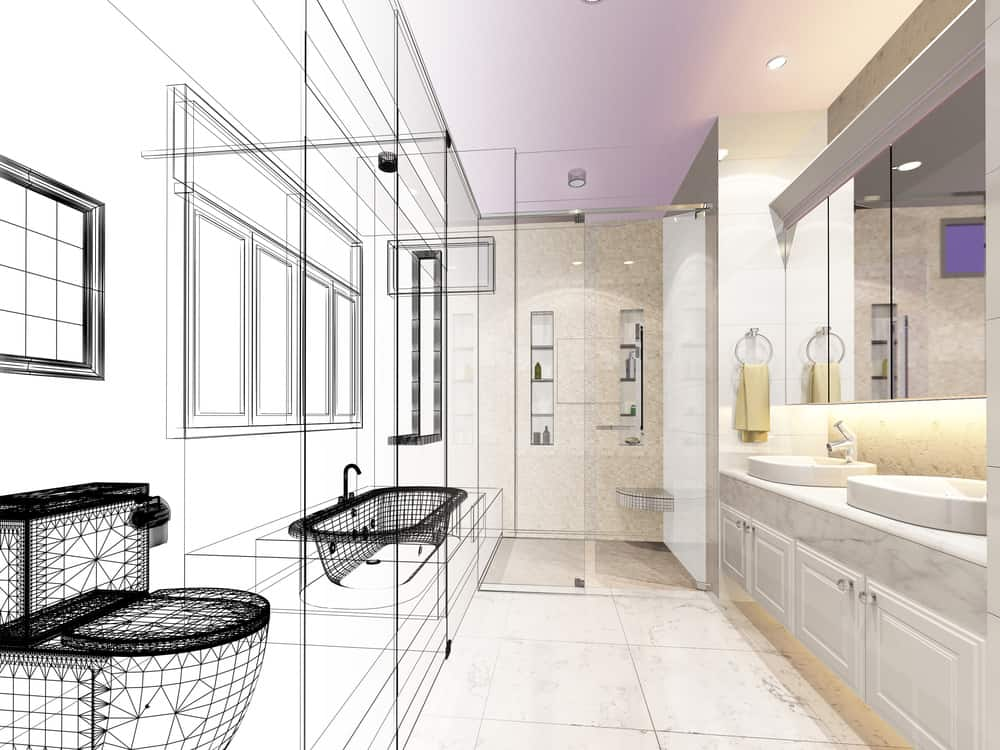 91 best home design software options for 2018 free and paid for Bathroom design tool