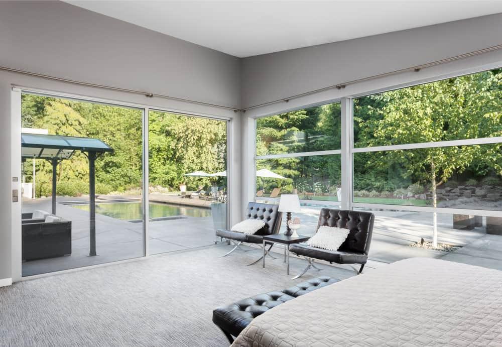 undefined - Contemporary Master Bedroom Designs