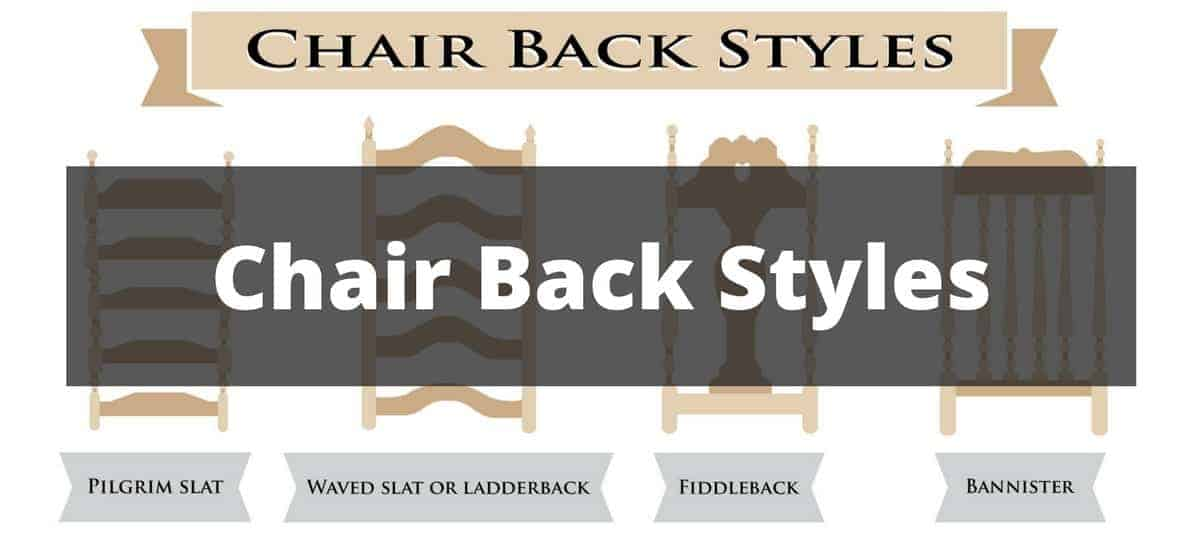 Chair back stylew