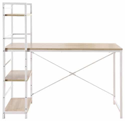 genius drawers white study desk with compact work splendid student desks most small for spaces